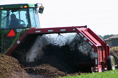 Use of properly composted mulches can be beneficial to trees and shrubs in the landscape.