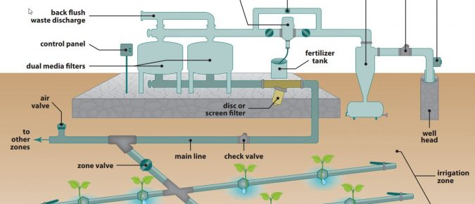 The Basics of Micro Irrigation